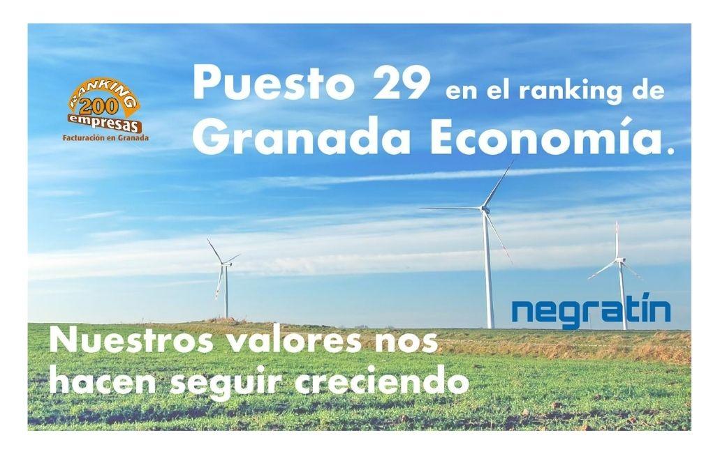 ranking granada economica