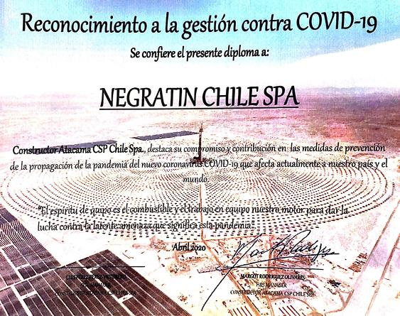 premio Chile Covid19
