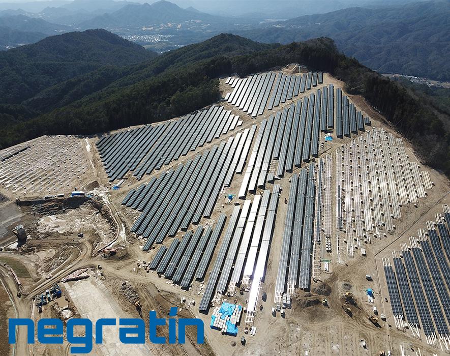 proyecto energías renovables en Japón