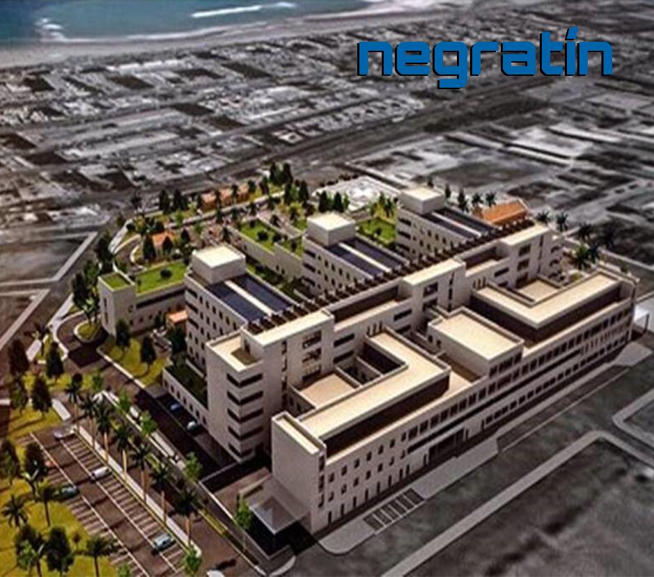 proyecto hospital Melilla